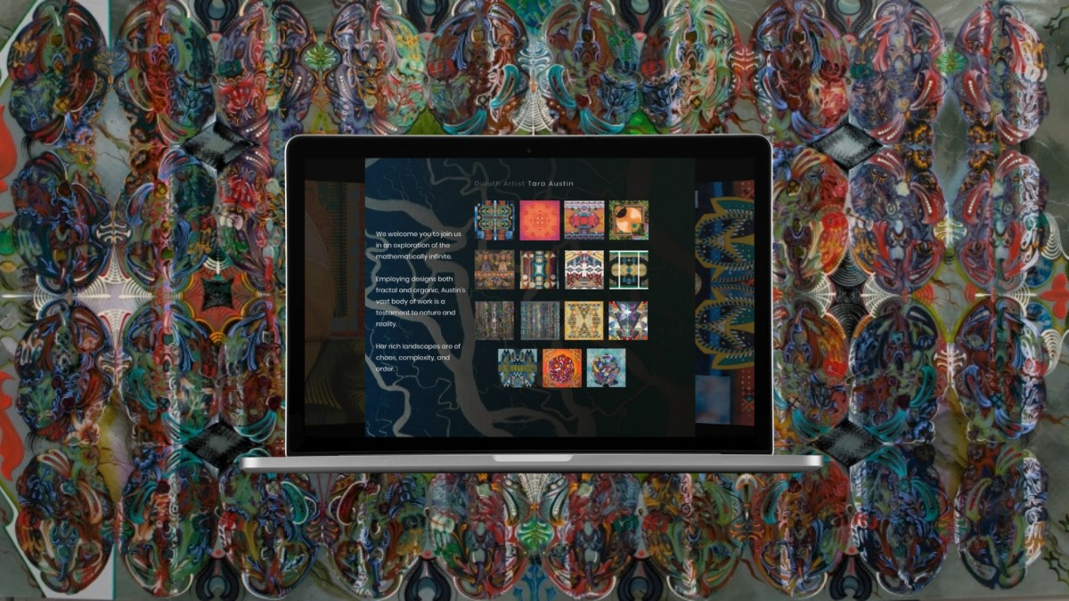 Online Exhibition – Boreal OrnamentIII